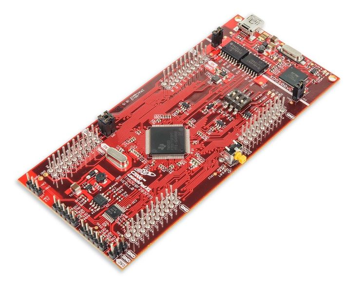 Latest C2000 Texas Instruments LaunchPad Brings Unparalleled