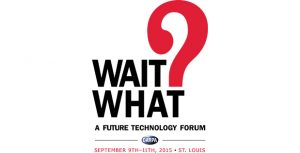 """DARPA will open general registration for what promises to be an extraordinary gathering: """"Wait, What? A Future Technology Forum,"""" to be held September 9th through 11th in St. Louis."""