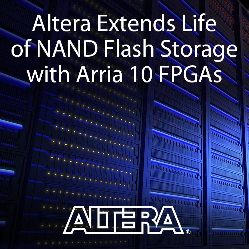 Altera FPGA NAND Flash - eeDesignIt com