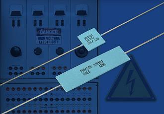 Vishay resistor L