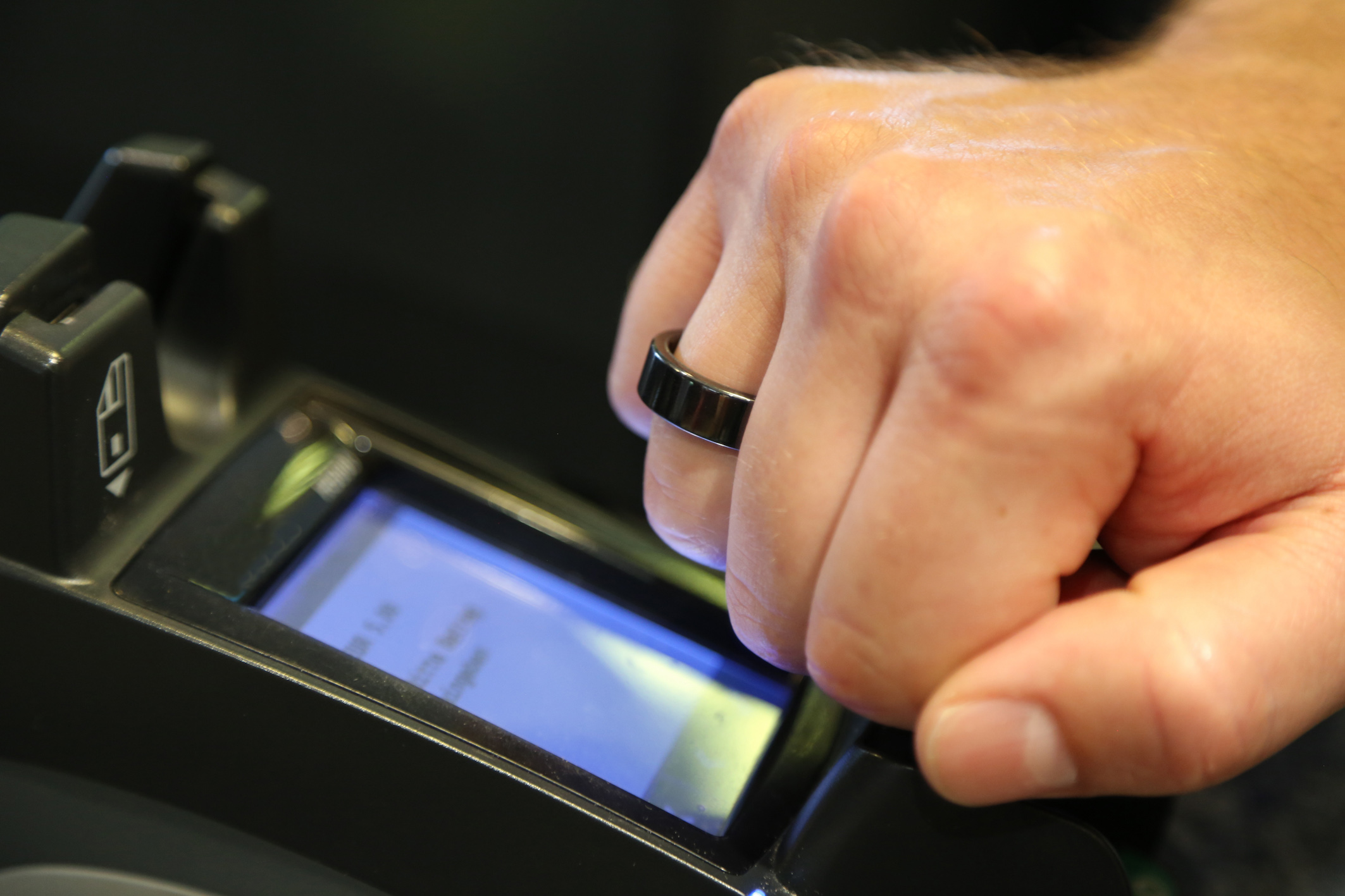 Payment Enabled Nfc Ring