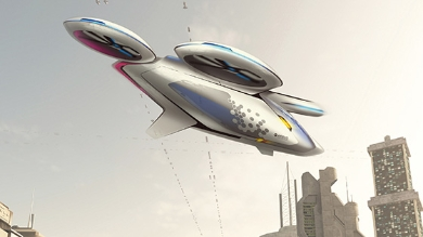 Airbus working to make real flying cars a reality in the next 10 years