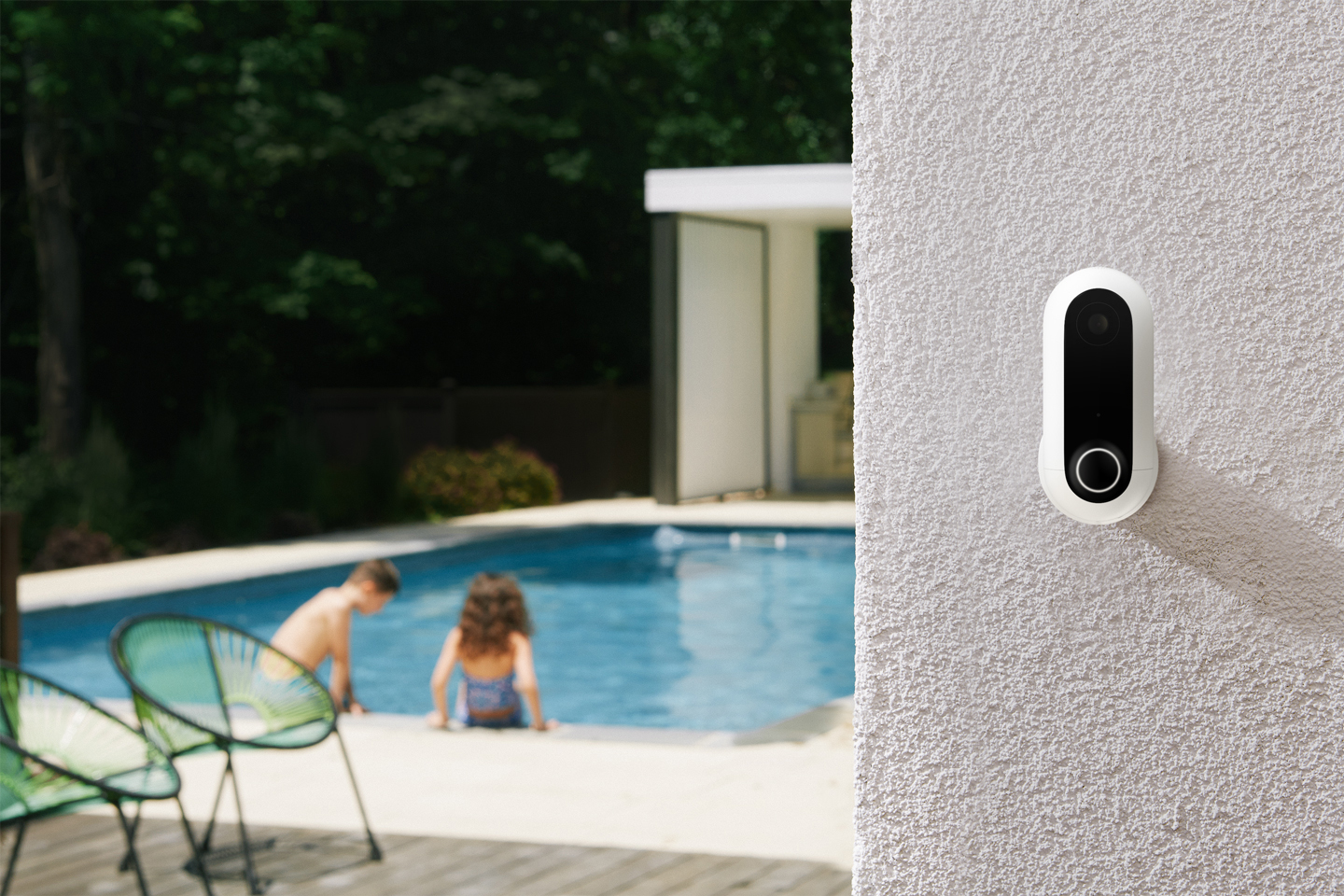 New Approach To Home Security Lets You Be Everywhere At