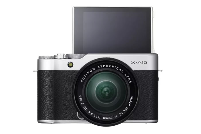 X-A10: The camera for the selfie-taker