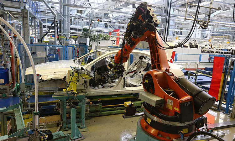 Robots and the next industrial revolution