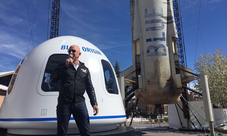 Crew capsule revealed to take tourists to infinity and beyond!