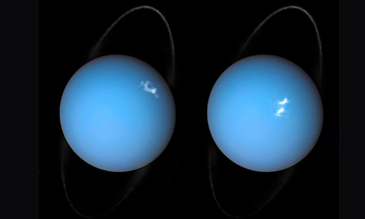 Auroras spotted on Uranus