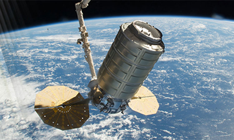 NASA Cygnus cargo ship launches today