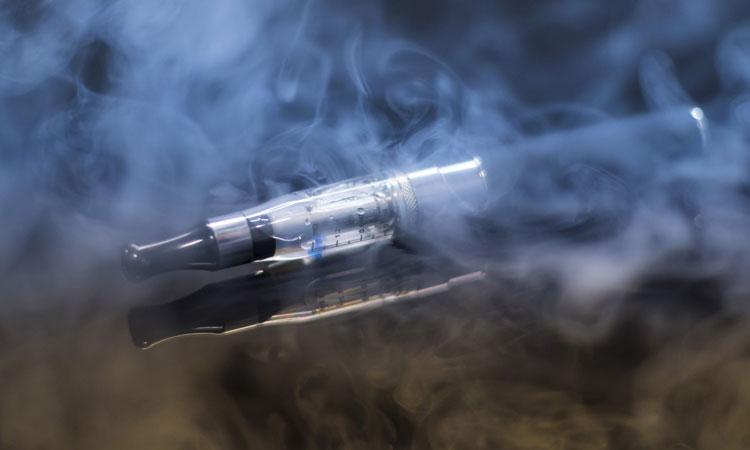 E-cigarette battery power linked to CVD