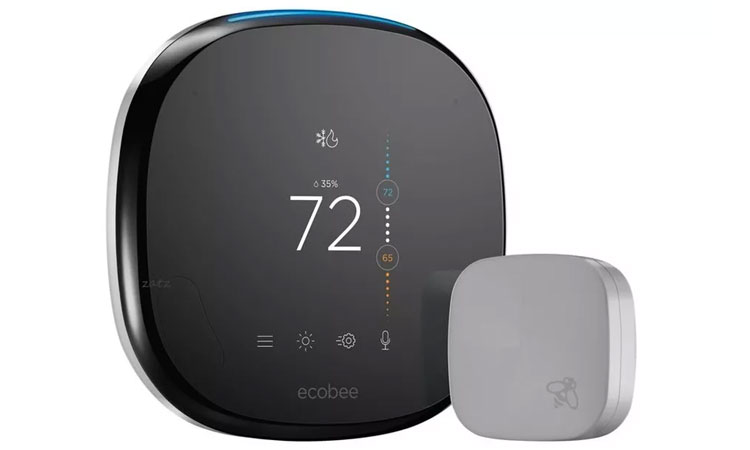 Ecobee4 thermostat to include the ability to talk to Alexa