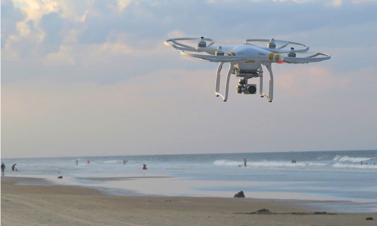 The drug-fighting drone program of the future