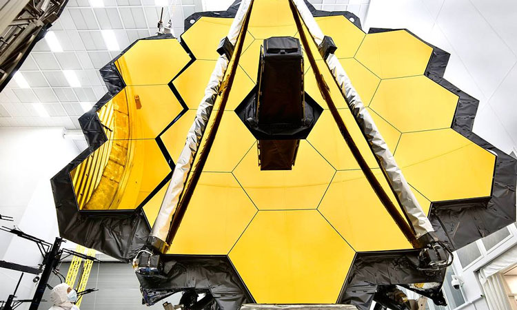 James Webb Space Telescope undergoes final cryogenic test