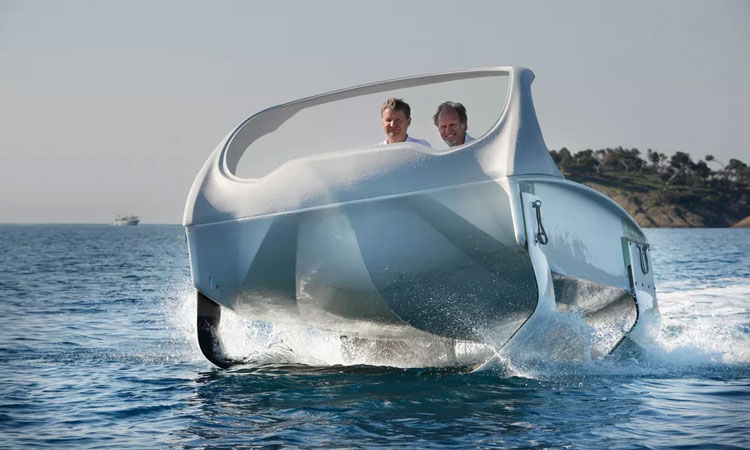 the uber of water taxis