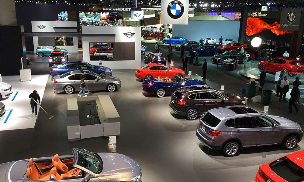 Los Angeles Auto Show - Auto convention