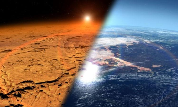 Men Are From Mars? Definitely Not