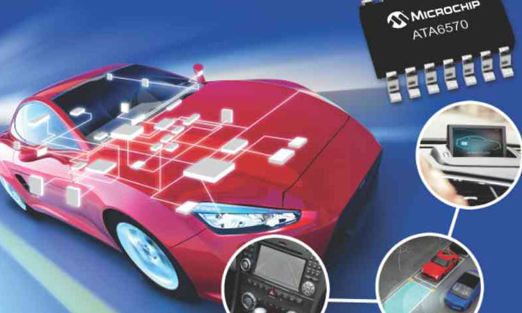 Industry's First Family Of CAN Transceivers Available