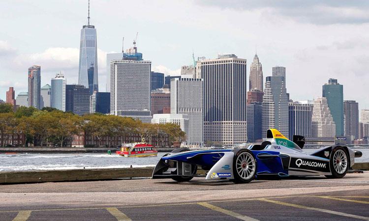 Formula E is Electrifying The Big Apple
