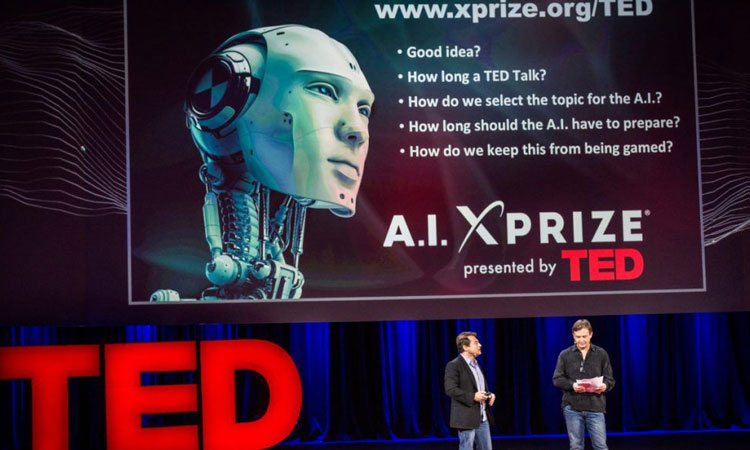 X Prize Foundation Uses AI To Combat Drug Addiction