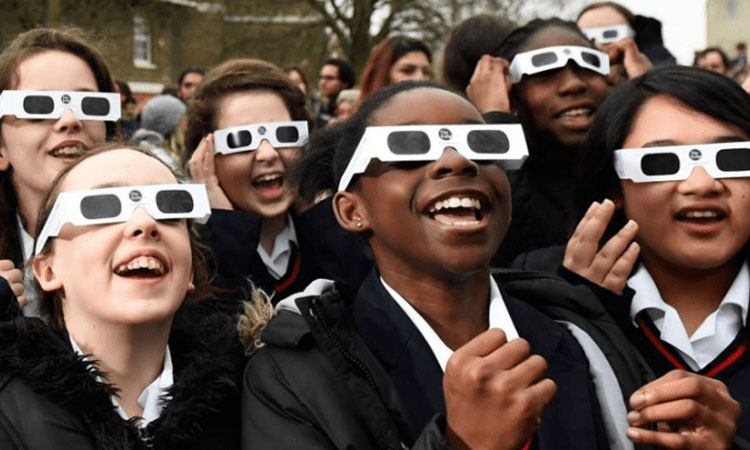 The First US Total Solar Eclipse In Almost 100 Years