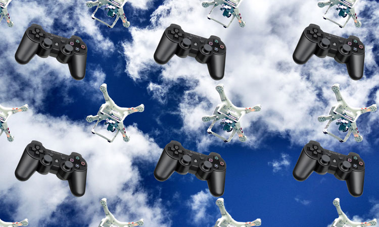 Are Video Gamers Natural UAV Pilots?