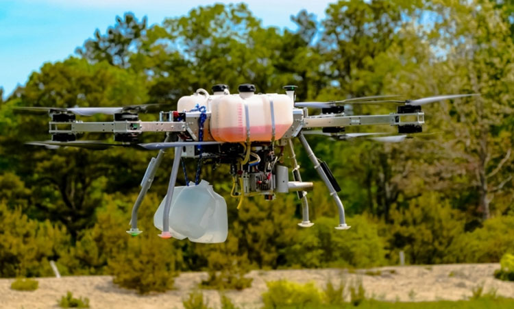 A Hybrid Drone: A Toyota Prius For The Sky