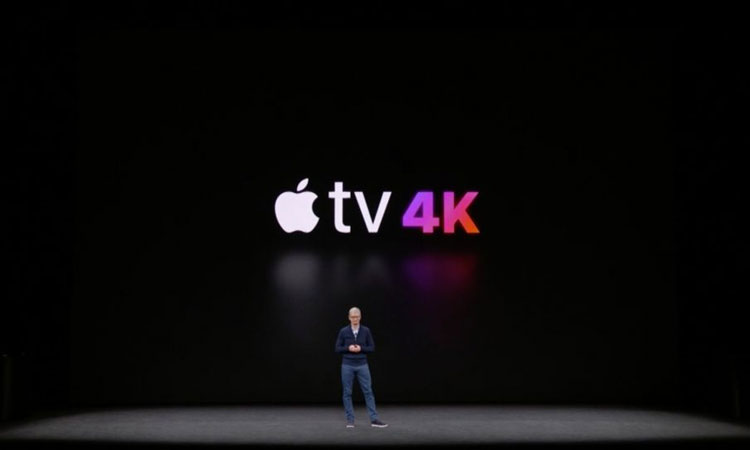 Apple TV 4K To Support Netflix Streaming
