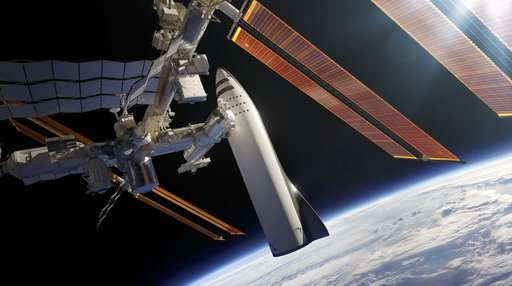 SpaceX-mega-rocket-at-ISS