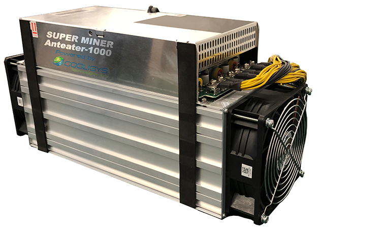 will cryptocurrency mining machine recover