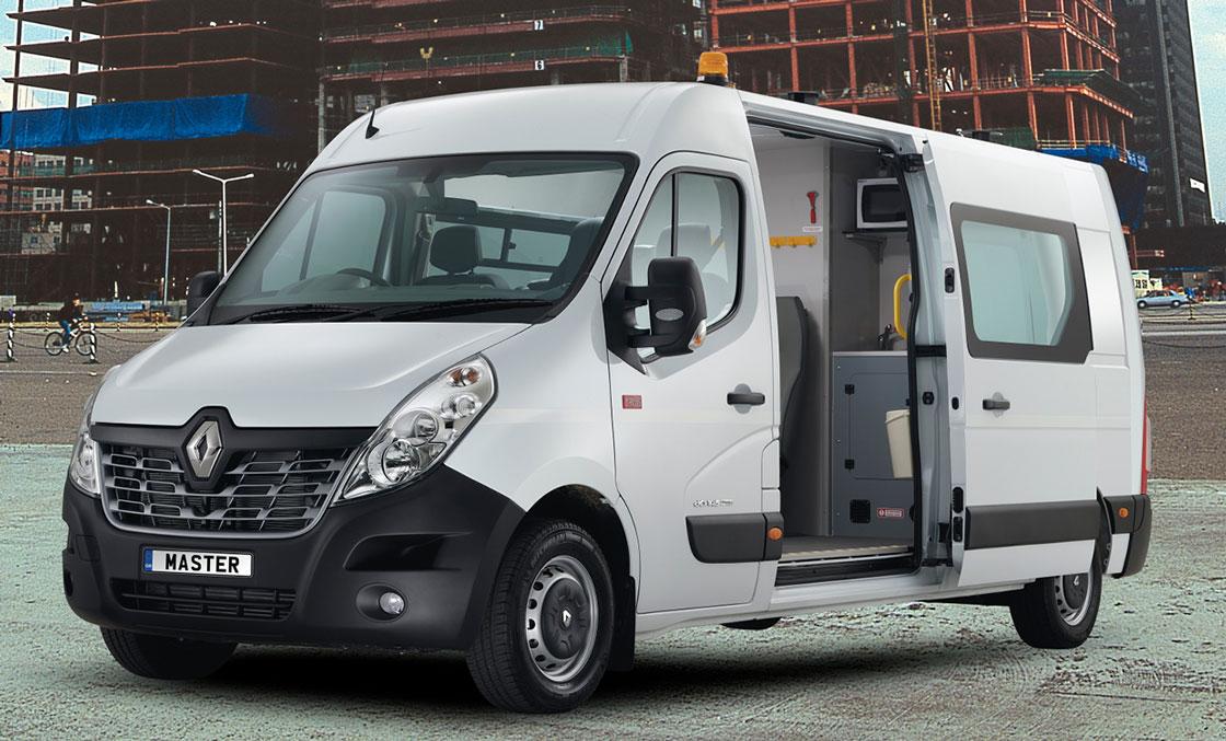 5c6450fc9c Renault Trucks Master wins  Best Technical Innovation  award