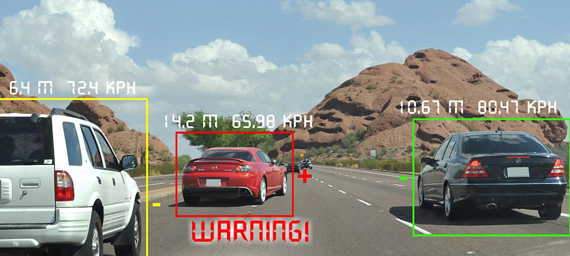 Image Sensing Technology For New Driver Assist Platform